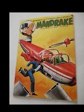 MANDRAKE (ALBI DEL VASCELLO SERIE - CRONOLOGICA nr. 92 con autoadesivi)