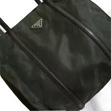 Prada Vintage Nylon  Tote Bag