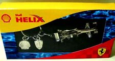 Ferrari Formula Key chain Key ring Shell Helix Motor Oils Metal Original