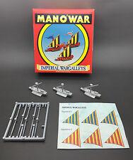 Games Workshop CITTADELLA Warhammer Fantasy Battle MAN o guerra IMPERIAL wargalleys