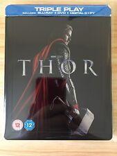 Thor (Blu-ray,Steelbook)