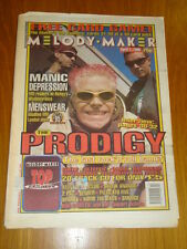 MELODY MAKER 1995 APR 1 THE PRODIGY TEENAGE FANCLUB