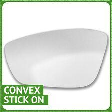 Peugeot 2008 2012 - 2018 left passenger side convex wing mirror glass