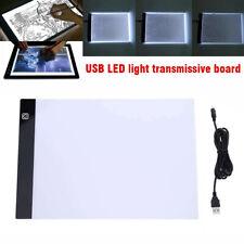 USB A4 LED Artist  Stencil Board Light Box Tracing Drawing Board Pad Table