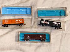 Vintage N Scale Train: ATLAS C&O New Haven Canadian National  ALLIN ORIGINAL BOX