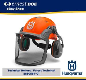 Husqvarna Forest Technical Helmet | EN397 | Chainsaw Helmet | 5850584-01