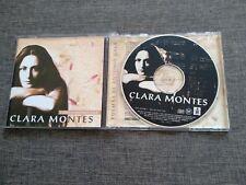 CD CLARA MONTES - CANTA A ANTONIO GALA - POEMAS - 12 TRACKS - 1998 - EMI ODEON