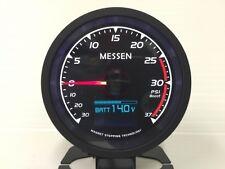 60mm Depo Racing MESSEN 7 Function peak Boost gauge