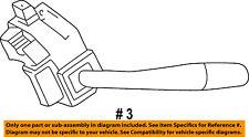 FORD OEM-Turn Signal Switch Lever Control Handle F89Z13K359AB