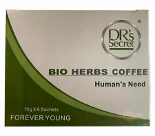 BIO HERBS Energy Coffee - Full Box(6s x 15g) - 💪🏽 - 💯%  Original