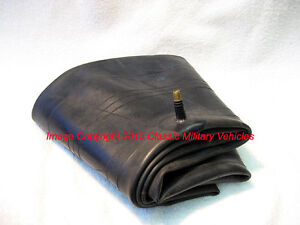 Qty (2) Willys M38, M38A1, M151, M100 Correct Tire Inner Tube 700x16.  700-16.