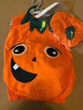 Mothercare Halloween Children's Pumpkin Costume Age 4-5 Years - BNWT