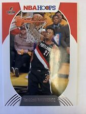 2020-21 Panini NBA Hoops Hassan Whiteside Portland Trailblazers #187