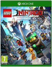 The Lego Ninjago Movie Videogame - Xbox One Brand New sealed