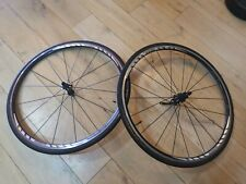 Shimano WH-R550 10 Speed Road Bike wheel set 700c Clincher Continental gatorskin