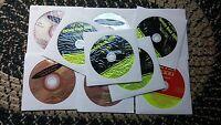 10 CDG LOT 1950'S-1970'S OLDIES KARAOKE CD+G - QUEEN,MONKEES,BILLY IDOL 12e