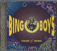BINGOBOYS / COLOR OF MUSIC * NEW CD 1994 * NEU *