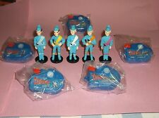 thunderbirds figures & action viewers