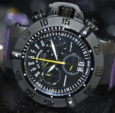 Invicta Mens Rare Subaqua Noma III Swiss Chrono Black Dial Poly Watch 10185