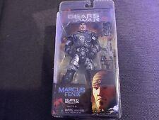 NECA Gears of War 2 Series 1: Marcus Fenix 7 inch Player Select figure