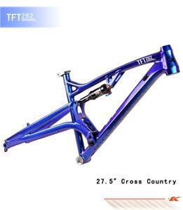 Kinesis  27.5er  Trail Cross country Mountain Bike Suspension Frame 142*12
