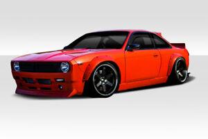 95-98 Fits Nissan 240SX RBS V2 Duraflex 13pcs Full Wide Body Kit!!! 113853