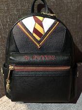Loungefly Harry Potter Hogwarts Gryffindor Uniform Mini Backpack