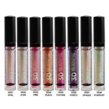 Nabi Holographic Lipgloss Topper Full Set of 6 Iridescent Lip Luminizer