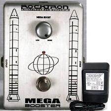 Rocktron Mega Booster - Boutique Series w/ 9v power supply