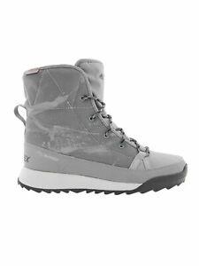 ADIDAS Terrex Choleah Climaproof Boots 8.5 | Grey Winter Snow NEW
