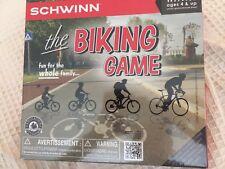 Schwinn's THE BIKING BOARD GAME Complete Adventure Bike Game >>> BRAND NEW