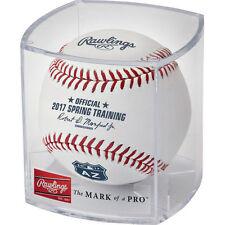 Rawlings Official 2017 ARIZONA Spring Training MLB Game Baseball Cubed