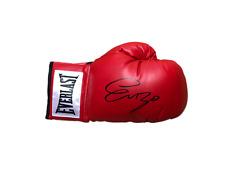 Enzo Calzaghe Signed Everlast Boxing Glove See Proof & Coa Joe