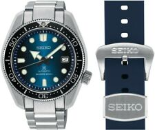Seiko Prospex Great Blue Hole SE Baby Marinemaster 1968 Diver's Stainless Watch