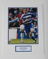 Nicky Forster In Reading Shirt HAND SIGNED Autograph Photo Mount Display COA