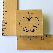 Printworks Rubber Stamps - Outline Butterfly C1581 -   NEW