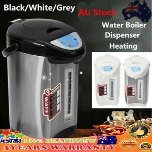 Hot Water Boiler4L Electric Kettle Instant Dispenser Boiling Heat Urn Tap AU