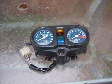 honda cb250n superdream cb400n speedo clocks console speedometer barn find