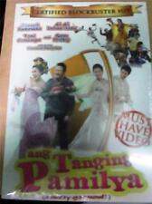 ANG TANGING PAMILYA FILIPINO dvd MOVIE Joseph Estrada Ai Ai Delas Alas