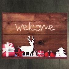 € 53,96/qm / Fußmatte Weihnachten Rentier  Des.941 Welcome / 40 cm*60 cm