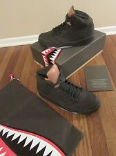 Nike Air Jordan 5 Retro Premium Take Flight Size 11.5 Sequoia 881432 305 NIB DS