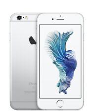 iPhone 6S 16 GB ARGENT Débloqué tout opérateur Bon état Vendeur PRO Garantie