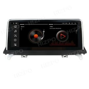 """10.25"""" Android 10.0 Octa Core Car Media Player GPS For BMW X5 X6 E70 E71 CCC"""