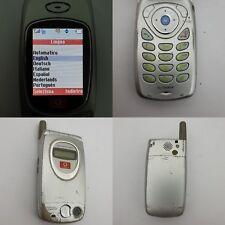 CELLULARE SHARP GX10 GRIGIO GSM UNLOCKED SIM FREE DEBLOQUE GX20