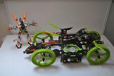 LEGO Exo-Force 8108 Mobile Devastator - Année 2007 - Complet