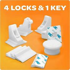 Jambini Magnetic Cabinet Locks - Child Safety Locks - Baby Proofing Cabinets
