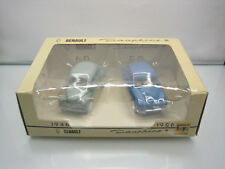 Diecast Norev Renault 4CV Renault Dauphine 1946-1956 3 Inch Mint in Box Rare