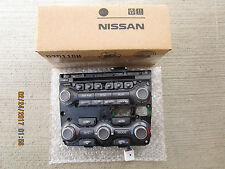 17 NISSAN PATHFINDER DASH RADIO CD PLAYER FACE PLATE ONLY NEW P/N 25391-3KP0B