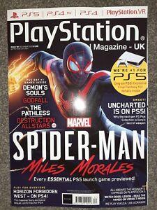 Playstation Magazine December 2020