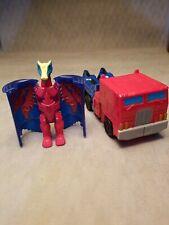 Mcdonalds 2000 Beast Machines Megatron Authentics Optimus Prime Lot